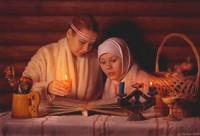 Поверья и гадания в канун Крещения