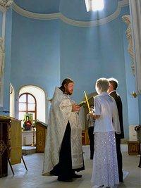 Фото и видеосъемка в церкви
