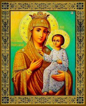 Икона Божией Матери «Избавительница от бед»