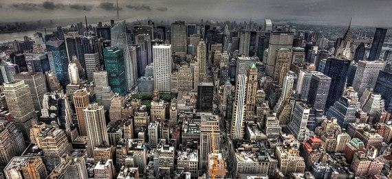 Урбанизация и новостройки