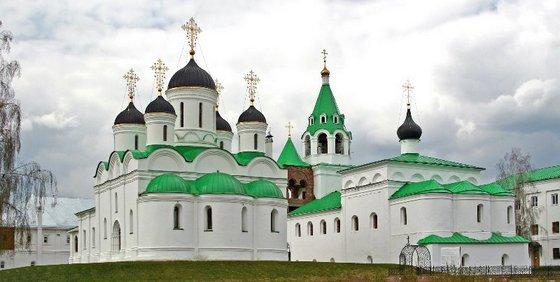 Novgorod-Severskiy Spaso-Preobrazhenskiy monastyr